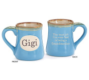 Gigi Handpainted Porcelain 530ml Coffee Mug
