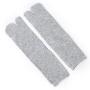 Fedi Apparel Elastic Cotton Tabi Toe Socks Flip-Flop Socks 3 Pairs