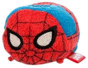 """Disney Spider-Man """"Tsum Tsum"""" Plush - Mini - 8.9cm"""