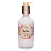 Sabon Body Lotion Rose Tea Scent 200ml Enriched With Olive and Avocado Oil For All Skin Types Brand New With  .