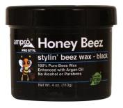 Ampro Honey Beez Wax 120ml- Black by AmPro