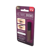 HD Fibre Brows Natural - Add Instant Definition, Texture & Colour - Waterproof, No Smudging