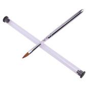 Kolinsky Acrylic Nail Art Brush With detachable handle