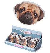 Pug Design Nail File Emery Board by Fish Around