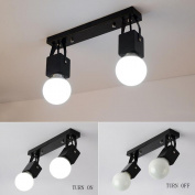 High quality-- Modern LED Iron Fashion Creative Aisle Ceiling Light --Efficiency:A+++