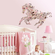 Horse Large Wall Art Decal Vinyl Sticker For Bedroom Or Living Room