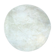 pilepoil Silk and Cotton Circle Rug