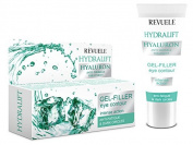 Revuele Eye Contour Anti-Wrinkle Gell-Filler. Hydralift Hyaluron Treatment. Anti-fatigue & Dark Circles