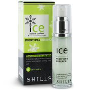 SHILLS Instant Cooling Ice Purifying Essence 100% Genuine / Authentic - Oil-Controlling & Rebalancing. Pore-Shrinking & Hydrating. Leaves Skin Glowing & Youthful.