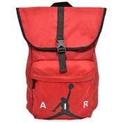 Nike Air Jordan Jumpman 9A1725-R78 Training Day Backpack Bookbag Gym Red/Black, O/S