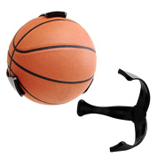 Topseller Space Saver Basketball Soccer Ball Claw Sports Wall Mount Holder for Ball Basketball Bracket