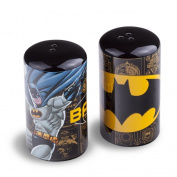 Batman Ceramic Salt & Pepper Shakers