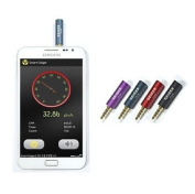 Smart Geiger Nuclear Radiation Detector Counter (Iphone Android App UK