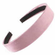 Pink Wide Satin Alice Band IN9227