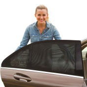 Universal Car Rear Side Window Sunshade for most of Vehicle