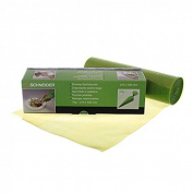 """'100 x """"Eco Disposable Piping Bags - Rolled Up 530X275 mm cutter"""