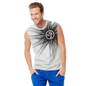 Zumba Fitness Pump Your Pulse Sleeveless Shirt, Men's, Pump Your Pulse Sleeveless