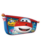 Super Wings Toilet bag. Size 24 cm high and 13 wide