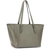 Handbags For Women Designer Top Handle Grab Shoulder Faux Leather Ladies Skull Studs Bags