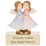 Angelic Thoughts Sisters Make The Best Friends