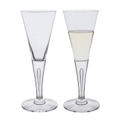 Dartington Sharon Wine Glass, Clear, Pack of 2, Large