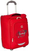 Delsey Children's Luggage, 36 cm, 30 L, Red
