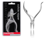 Beauty Samrt Professional Heavy Duty Nail and Cuticle nipper, Ingrown Toenails, Premium Quality Stainless Steel,Podiatrist Tool