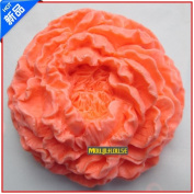 Pinkie Tm Big flower silicone soap mould form for soap Clay mould Salt carving mould wholesale