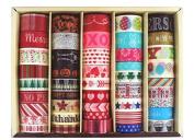 Seasonal Washi Tape Box