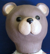 JUST FOR KEEPS RESIN HEADED ANIMAL DOLLS