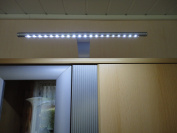 Gea GmbH Ida - LED Cabinet Lighting, with Foot Switch (2 Full Sets), White