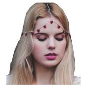 Datework Lady Love Tassels Head Jewellery Chain Headband
