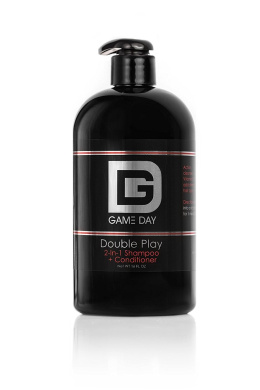 Game Day Skincare Double Play 2-in-1 Shampoo Plus Conditioner