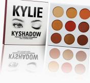 Kylie Cosmetics - The Burgundy Palette - Kyshadow