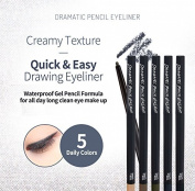 TouchinSOL dramatic pencil eyeliner 03 / Deep Blue colour / eye liner / eye make up / make up tools / korean beauty cosmetic