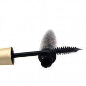 Makeup Waterproof Double Side Eyelash Gel Leopard Lengthen Eye Lash Mascara Cream Extension Eyelid Gel Glue Black
