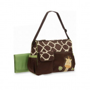 BT-RSTT Baby Boom Duffel Nappy Bag, Giraffe