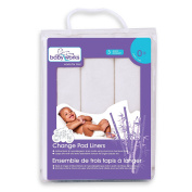Baby Works Rayon from Bamboo Change Pad Liners