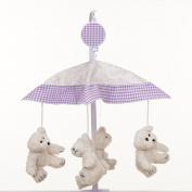 Glenna Jean Cottage Collection Sweet Pea Musical Mobile
