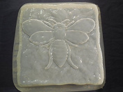 Stone Look Bumble Bee Stepping Stone Concrete or Plaster Mould 1328