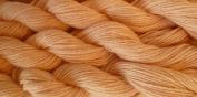 Light Heirloom Pink Cotton Crochet Knitting Fingering Yarn