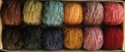 "Valdani Size 8 Perle Cotton Embroidery Thread ""Scrap Basket"" Collection"
