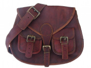 S & F Leather Purse Designer Crossbody Shoulder Bag Travel Satchel Women Handbag Ipad Bag