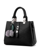 eshion Women PU Leather Hobo Bag Tote Purse Shoulder Messenger Satchel Handbag