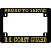 U.S. Coast Guard Licence Plate Frame