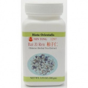Bai Zi Ren(biota Semen)100gm Granules Per Bottle