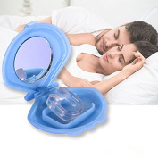 Wild Tribe Anti Snore Aid to Prevent Snoring - Deviated Septum & Heavy breathing -The Smarter Solution Against Snoring Mini Anti-snore Apparatus