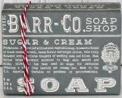 Barr Co Sugar & Cream Bar Soap