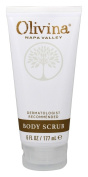 Olivina Natural Exfoliating Body Scrub, 180ml