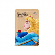 The Face Shop Disney Sleeping Beauty-Recovery Face Mask 25g X 2PCS / 2016.12.NEW